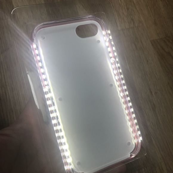 iphone 7 case with light